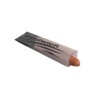 Boterhamzakje van kraftpapier  100x40mm H340mm
