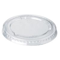 Transparant PET deksel  Ø65mm  H5mm