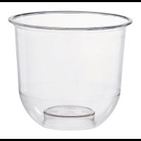Transparent PLA Dessert cup 360ml Ø96mm  H84mm