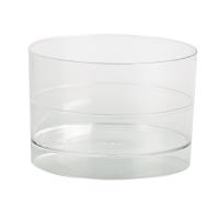 """Bodega"" clear mini plastic PS cup 40ml 47mm  H40mm"