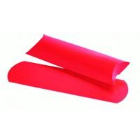 Rode bestekzak  267x85mm