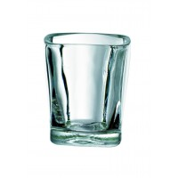 Vierkant shotglas 'Quadra' 60ml Ø50mm  H60mm