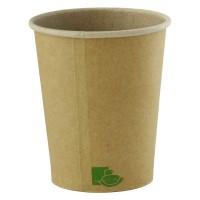 """Zen"" kraft paper cup 470ml 90mm  H62mm"